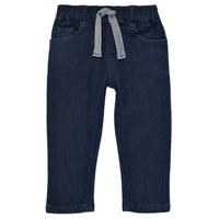 Vêtements Garçon Jeans slim Petit Bateau MILET Bleu