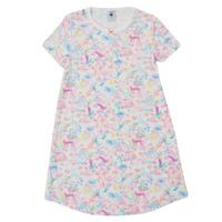 Vêtements Fille Pyjamas / Chemises de nuit Petit Bateau MARTINE Multicolore