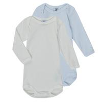 Vêtements Garçon Pyjamas / Chemises de nuit Petit Bateau TAILLIA Multicolore