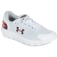 Chaussures Femme Running / trail Under Armour CHARGED ROGUE 2.5 CLRSFT Blanc / Rouge