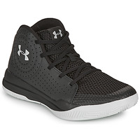 Chaussures Enfant Basketball Under Armour GS JET 2019 Noir