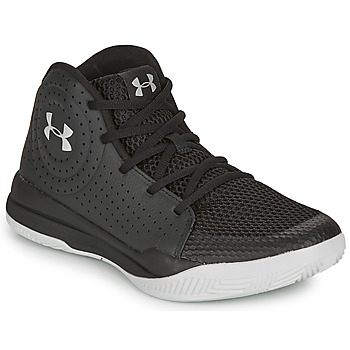 Chaussures Enfant Basketball Under Armour GS JET 2019 Noir