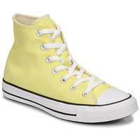Chaussures Femme Baskets montantes Converse CHUCK TAYLOR ALL STAR SEASONAL COLOR HI Jaune