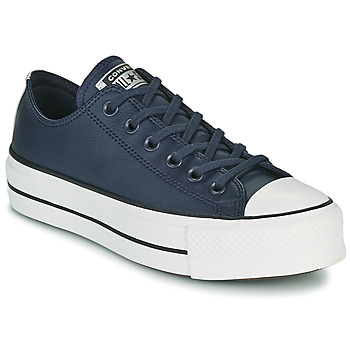 Chaussures Femme Baskets basses Converse CHUCK TAYLOR ALL STAR LIFT ANODIZED METALS OX Bleu