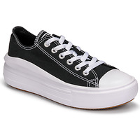 Chaussures Femme Baskets basses Converse CHUCK TAYLOR ALL STAR MOVE CANVAS COLOR OX Noir