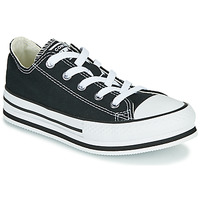 Chaussures Fille Baskets basses Converse CHUCK TAYLOR ALL STAR EVA LIFT EVERYDAY EASE OX Noir