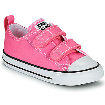 Chaussures Fille Baskets basses Converse CHUCK TAYLOR ALL STAR 2V  OX Rose