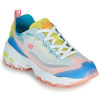 Chaussures Femme Baskets basses Skechers D'LITES FRESH AIR Multicolore