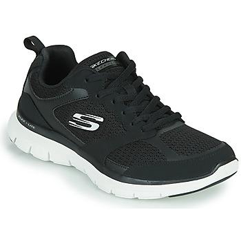 Chaussures Femme Fitness / Training Skechers FLEX APPEAL 4.0 Noir
