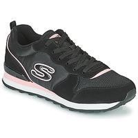 Chaussures Femme Baskets basses Skechers OG 85 Noir / Rose