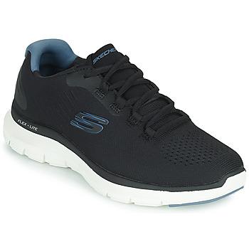 Chaussures Homme Baskets basses Skechers FLEX ADVANTAGE 4.0 Noir