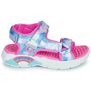Sandales enfant Skechers RAINBOW RACER