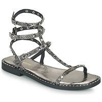 Chaussures Femme Sandales et Nu-pieds Les Tropéziennes par M Belarbi COROL Noir
