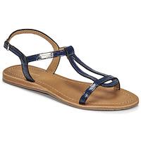 Chaussures Femme Sandales et Nu-pieds Les Tropéziennes par M Belarbi HACROC Marine