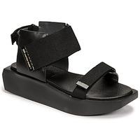 Chaussures Femme Sandales et Nu-pieds United nude WA LO Noir