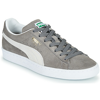 Chaussures Baskets basses Puma SUEDE Gris