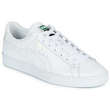 Chaussures Baskets basses Puma CLASSIC Blanc