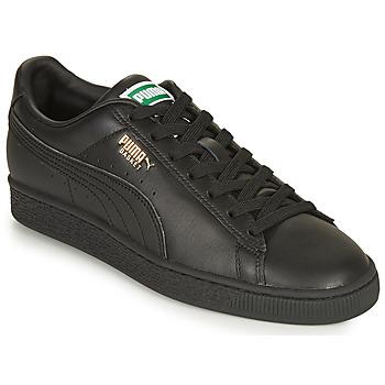 Chaussures Baskets basses Puma CLASSIC Noir