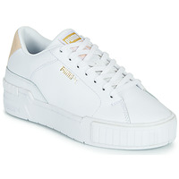 Chaussures Femme Baskets basses Puma CALI SPORT CLEAN Blanc / Rose