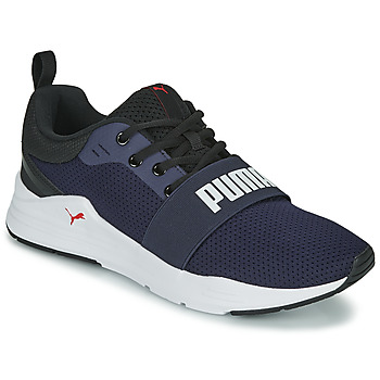 Chaussures Homme Baskets basses Puma WIRED Bleu