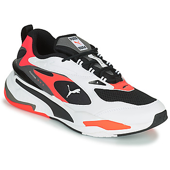 Chaussures Homme Baskets basses Puma RS FAST Blanc / Noir / Rouge