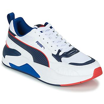Chaussures Homme Baskets basses Puma XRAY2 Blanc / Noir / Bleu