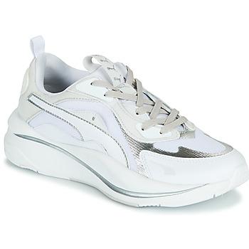 Chaussures Femme Baskets basses Puma RS CURVE GLOW Blanc