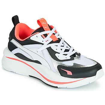 Chaussures Femme Baskets basses Puma RS CURVE GLOW Blanc / Noir