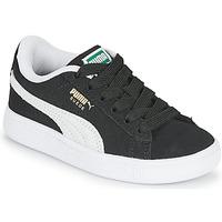Chaussures Enfant Baskets basses Puma SUEDE PS Noir