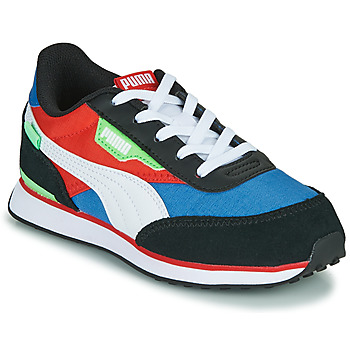 Chaussures Enfant Baskets basses Puma FUTURE RIDER PS Multicolore
