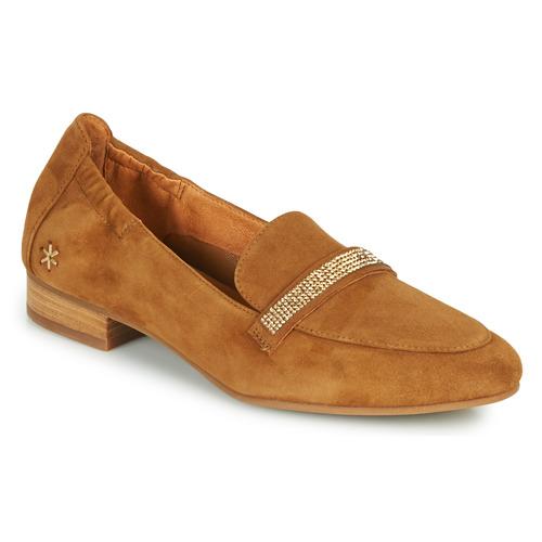 Chaussures Femme Mocassins Mam'Zelle ZAVON Marron