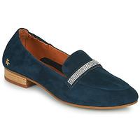 Chaussures Femme Mocassins Mam'Zelle ZAVON Bleu