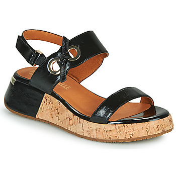 Chaussures Femme Sandales et Nu-pieds Mam'Zelle CLIP Noir