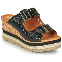 Chaussures Femme Mules Mam'Zelle PULSE Noir
