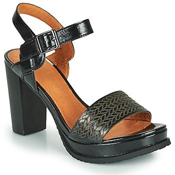 Chaussures Femme Sandales et Nu-pieds Mam'Zelle JOBA Noir