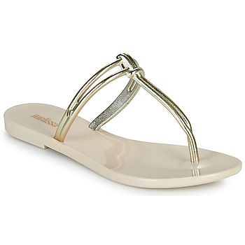 Chaussures Femme Mules Melissa ASTRAL CHROME AD Beige