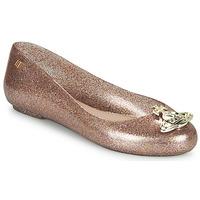 Chaussures Femme Ballerines / babies Melissa VIVIENNE WESTWOOD ANGLOMANIA - SWEET LOVE II Rose