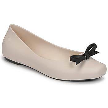 Chaussures Femme Ballerines / babies Melissa AURA - JASON WU AD Beige