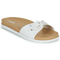 Chaussures Femme Mules Melissa WIDE SLIDE AD Blanc