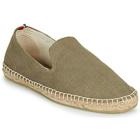 Chaussures Homme Espadrilles 1789 Cala SLIPON COTON Vert