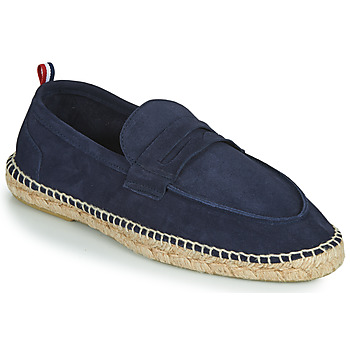 Chaussures Homme Espadrilles 1789 Cala MARINA LEATHER Bleu