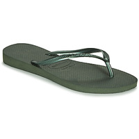 Chaussures Femme Tongs Havaianas SLIM Vert