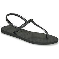 Chaussures Femme Sandales et Nu-pieds Havaianas TWIST Noir