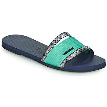 Chaussures Femme Sandales et Nu-pieds Havaianas YOU TRANCOSO Bleu