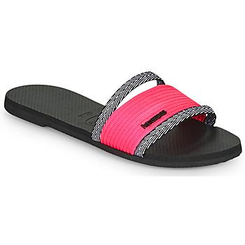 Chaussures Femme Sandales et Nu-pieds Havaianas YOU TRANCOSO Noir