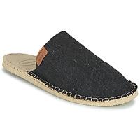 Chaussures Mules Havaianas ESPADRILLE MULE ECO Noir