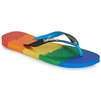 Chaussures Tongs Havaianas TOP LOGOMANIA MULTICOLOR Multicolore