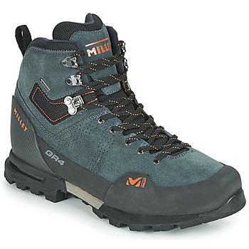 Chaussures Homme Randonnée Millet GR4 GORETEX Gris / Orange