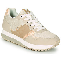 Chaussures Femme Baskets basses MTNG 60033 Beige