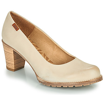 Chaussures Femme Escarpins MTNG 51078 Beige